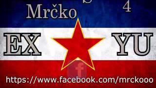 MRCKO SET 4   EX-YU (PA3X,PA2X,PA900,PA800,PA600,PA1X)