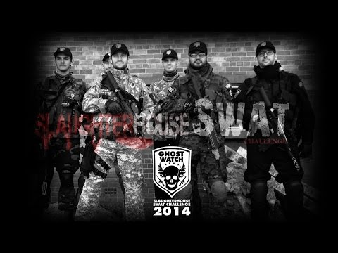 Slaughterhouse S.W.A.T. Paintball Challenge - September 2014 - Part 1