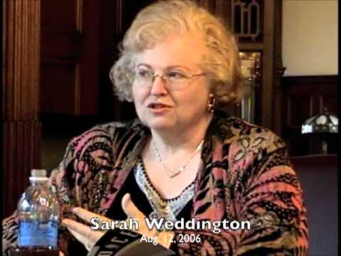 Sarah Weddington on Roe v. Wade (Aug. 12, 2006) - YouTube