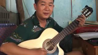 [Hướng dẫn] HồngNgự mang tên em - Guitar solo - phần 1