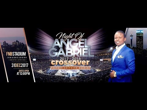 GET READY FOR A NIGHT OF ANGEL GABRIEL CROSSOVER NIGHT 2017-2018 WITH MAJOR 1