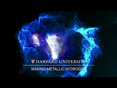 Making metallic hydrogen at Harvard