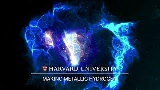 التليجراف: علماء أمريكيين يحولون غاز الهيدروجين إلى معدن