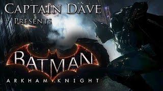 Batman: Arkham Knight - Walkthrough Part 50: Checkpoint Checkout