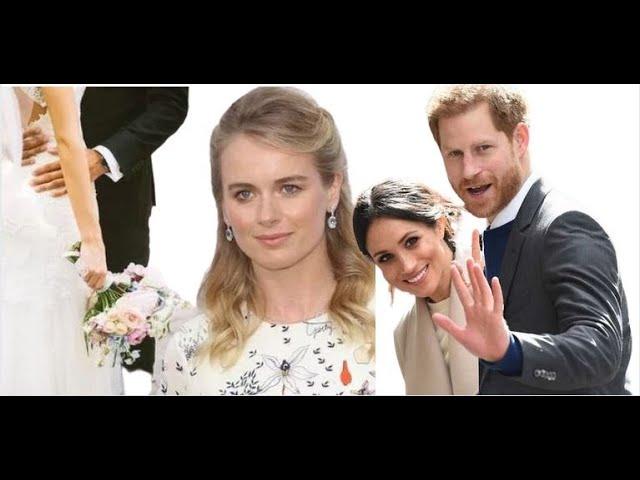 Cressida Bonas l'ex du Prince Harry s'est marié.Voici ce qu\'elle dit sur sa relation avec Harry .