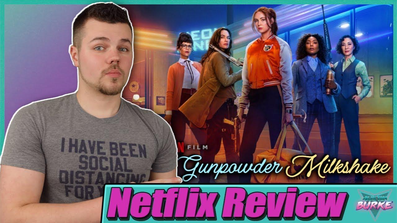 Movie Review: GUNPOWDER MILKSHAKE