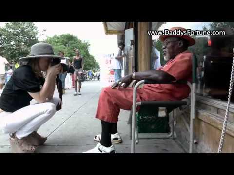 Harlem Street Fashion Photography