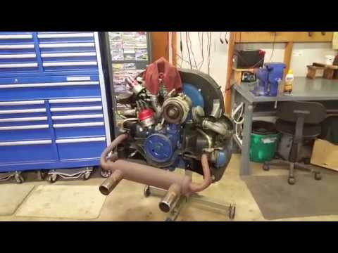 How to tear down a Volkswagen air-cooled motor