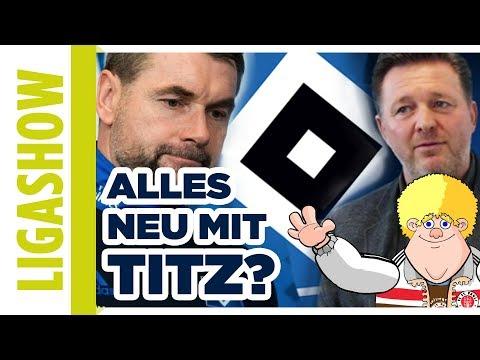 Hollerbach weg! Christian Titz neuer HSV-Trainer! Bringt es das? - LIGASHOW