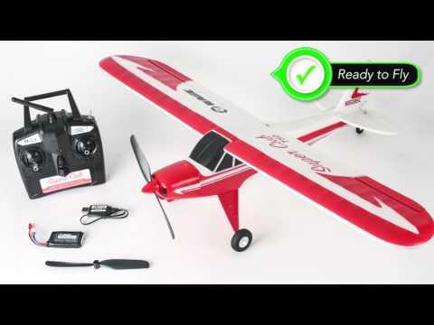 Rage R/C  Super Cub 750 RTF Airplane