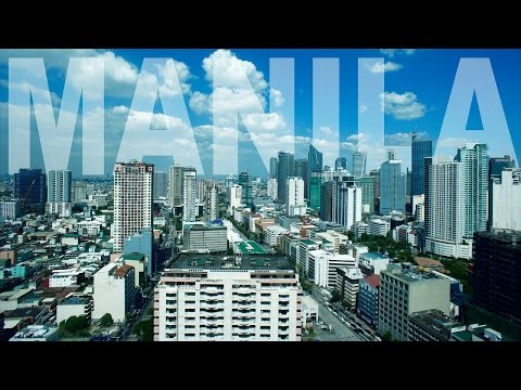 Manila City 2017 - Philippines [1080p]