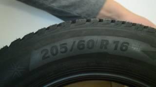 Маркировка шины.Быстрое описание.(Разберем маркировку шины указанные на боковине.Основные параметры., 2016-09-28T05:50:50.000Z)