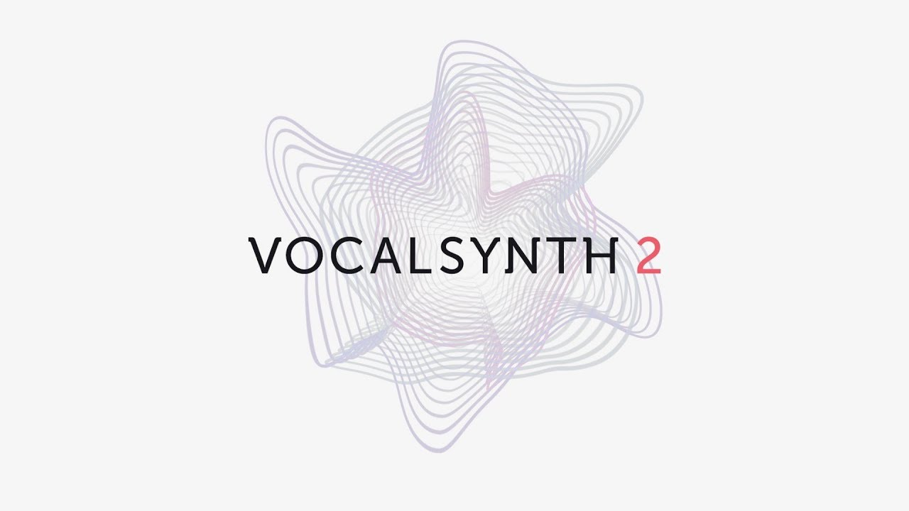 iZotope VocalSynth 2 Upgrade from VocalSynth 1 - Electronic Delivery