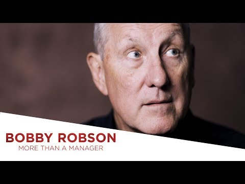 Terry Butcher tells us what it was like to play under Bobby | Bobby Robson - More Than A Manager