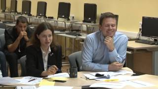 Защиты дипломов 2013. Колпаков Павел. Развлекательная развивающая игра по географии для Android