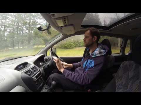 1998 Mitsubishi RVR - Drive Home