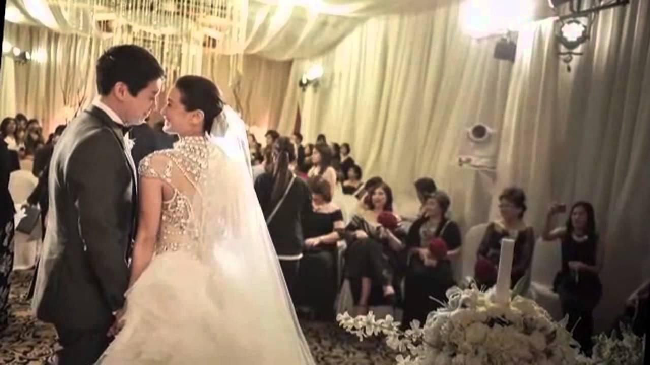 Richard Poon Maricar Reyes Wedding Onsite Photo