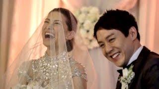 Richard Poon & Maricar Reyes Wedding onsite photo