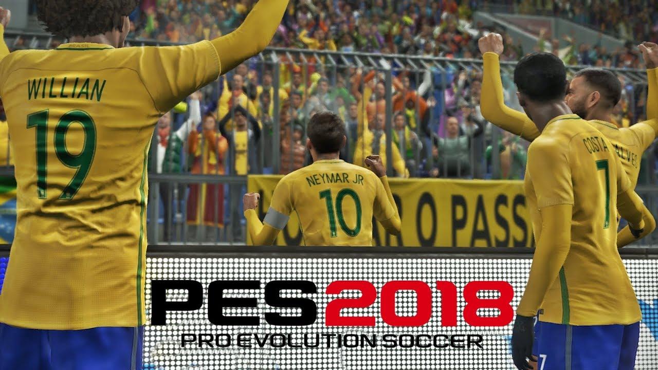 PES 2018 - Nuova Sublime compilation di goal e skills – PES