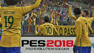 PES 2018 - Goals &  Skills Compilation #3 HD 1080P 60FPS