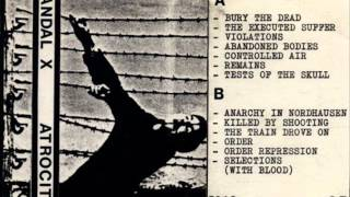 Vandal X  - The Executed Suffer ( 1987 PE Industrial Noise )