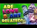 Are Love & Art Related?