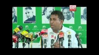 harsha reveals why arjuna mahendran left country