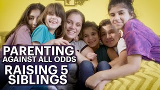 Raising My Five Siblings After the Tragic Loss of Our Parents | Parenting Against All Odds | Parents