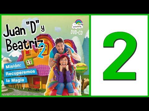 DVD 2 Completo Misión: Recuperemos la Magia