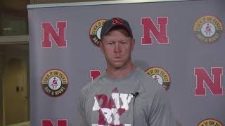 Scott Frost talks team leadership, rumors