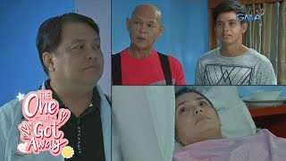 The One That Got Away: Oh no, may cancer si Patty!