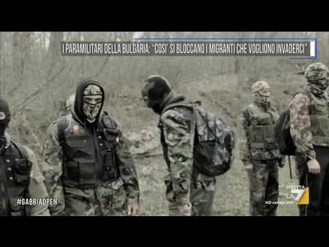I paramilitari della Bulgaria: