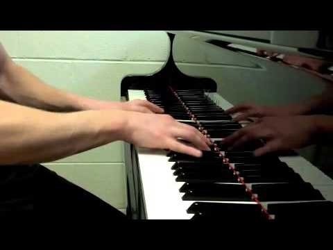 """The Ocean"" - Chopin (Etude Op. 25 No. 12)"