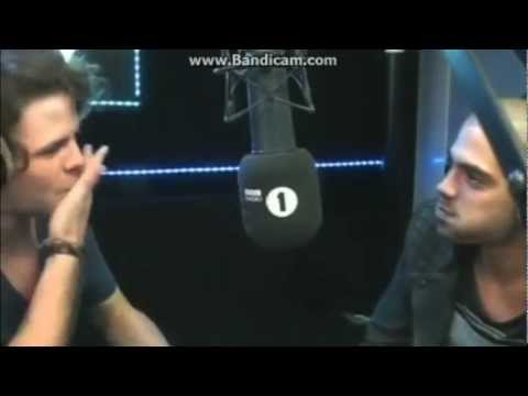 The Wanted Plays Innuendo Bingo