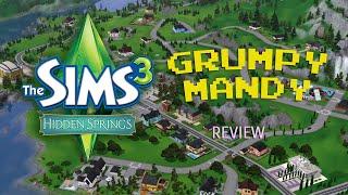 Los Sims 3: Review de Hidden Springs (Un retiro con clase)