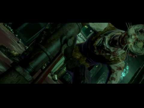 Look Mr Bubbles, its an Angel! - Bioshock