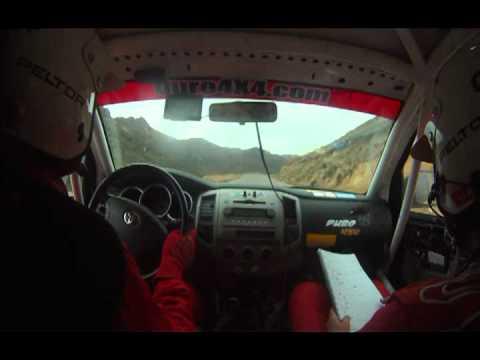 Duro 4x4 - Rally Presidente de La Republica 2012 - Etapa 2.1
