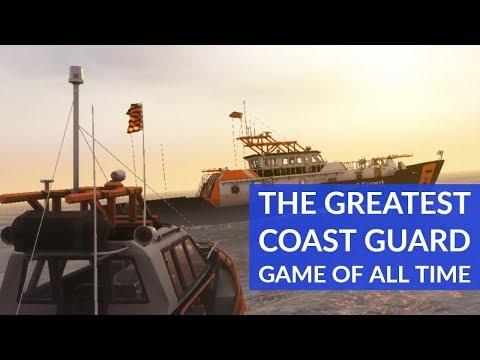 Coast Guard - The Greatest Coast Game Of All Time?