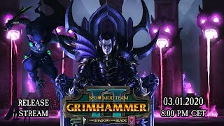 SFO: Grimhammer II The Shadow & The Blade DLC UPDATE