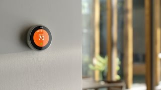 Meet the Nest Learning Thermostat