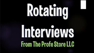 Spanish Rotating Interview Preview