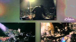 The Break Down Series - Travis Barker plays Dogs Eating Dogs - Multi-View
