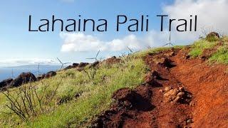Lahaina Pali Trail Hike