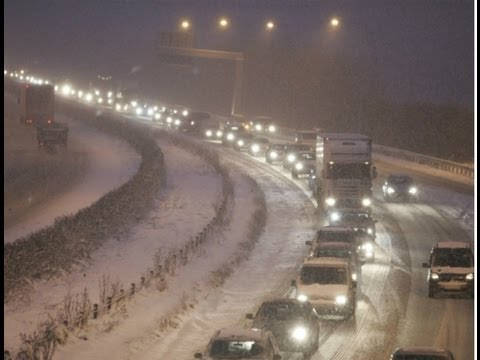 Met Eireann issues weather warning for snow