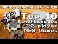 Top 10 Simultaneous 2-Player NES Games - Video Game Bunker
