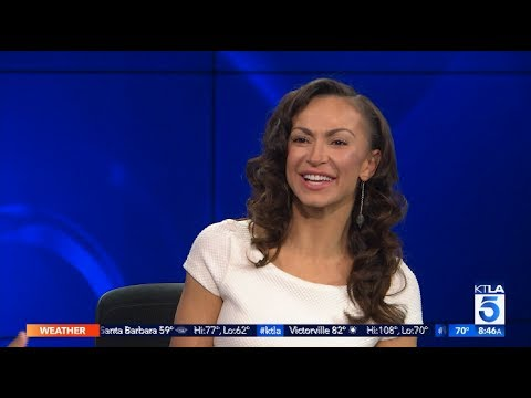 Karina Smirnoff Talks
