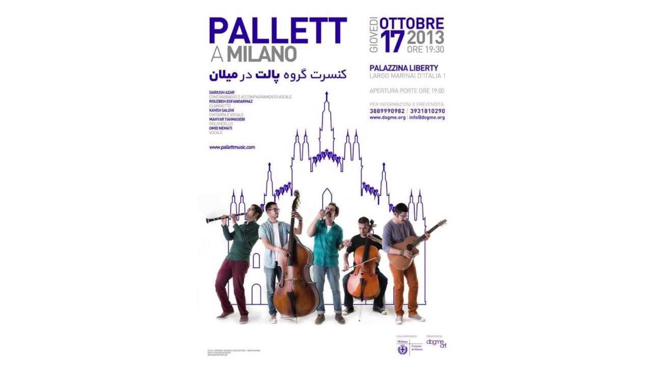 Pallett Band