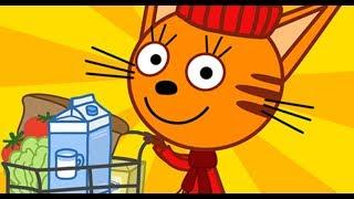 Три Кота Магазин игра для детей
