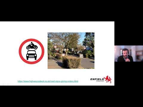 Fox Lane Quieter Neighbourhood webinar