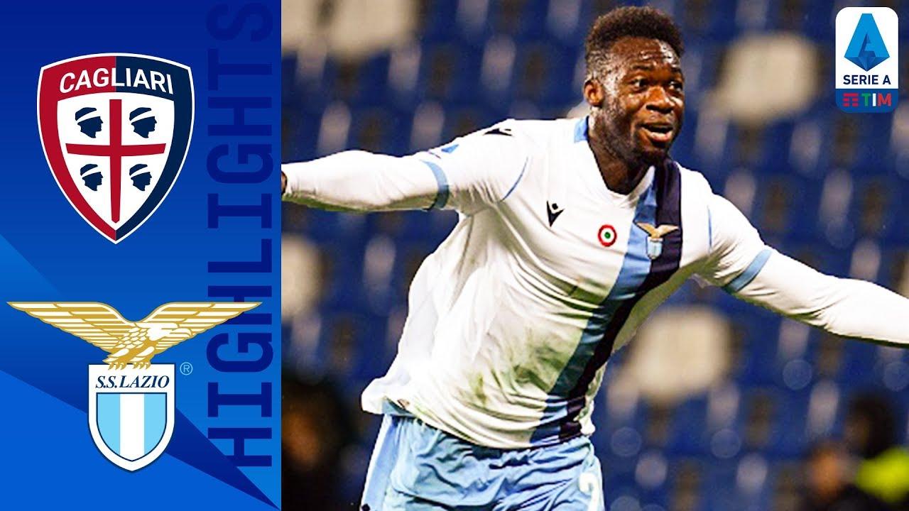 Cagliari 1-2 Lazio | Stunning Finish As Lazio Score Twice In Stoppage Time! | Serie A TIM